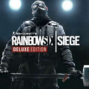 Tom Clancy's Rainbow Six Siege Deluxe Edition sur PS4 (Dematerialisé)