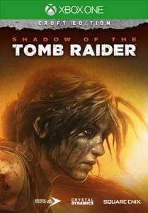 Shadow of the Tomb Raider - Croft Edition sur Xbox One ou PS4