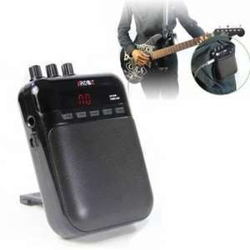 Mini Ampli portable pour guitare Aroma AG-03M - 3W