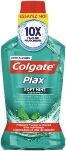 Lot de 2 bains de bouche Colgate Plax (via 50% Shopmium + 2.12€ sur la carte fidélité)
