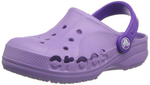 Sabots Crocs Baya Mixte Enfant Violet