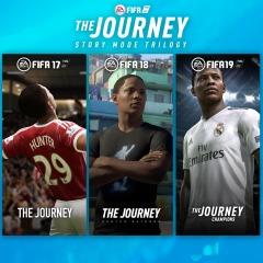Jeux FIFA 19 + FIFA 18 + FIFA 17 sur PS4 (Dématérialisé)