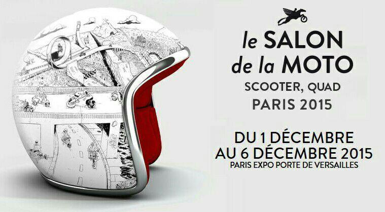 Billets pour le Salon de la Moto à Paris
