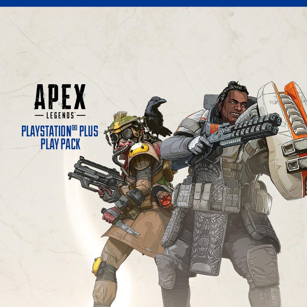 [PS+] Pack de 6 Objets pour Apex Legends offert (Dématérialisé)