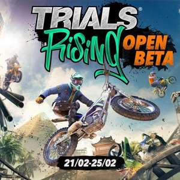 Accès gratuit à la bêta ouverte de Trials Rising sur PC, PS4, Switch et Xbox One - du 21 au 25 février 2019