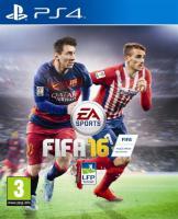 Jeu FIFA 16 sur sur PC à 44.90€ ou sur Xbox One et PS4