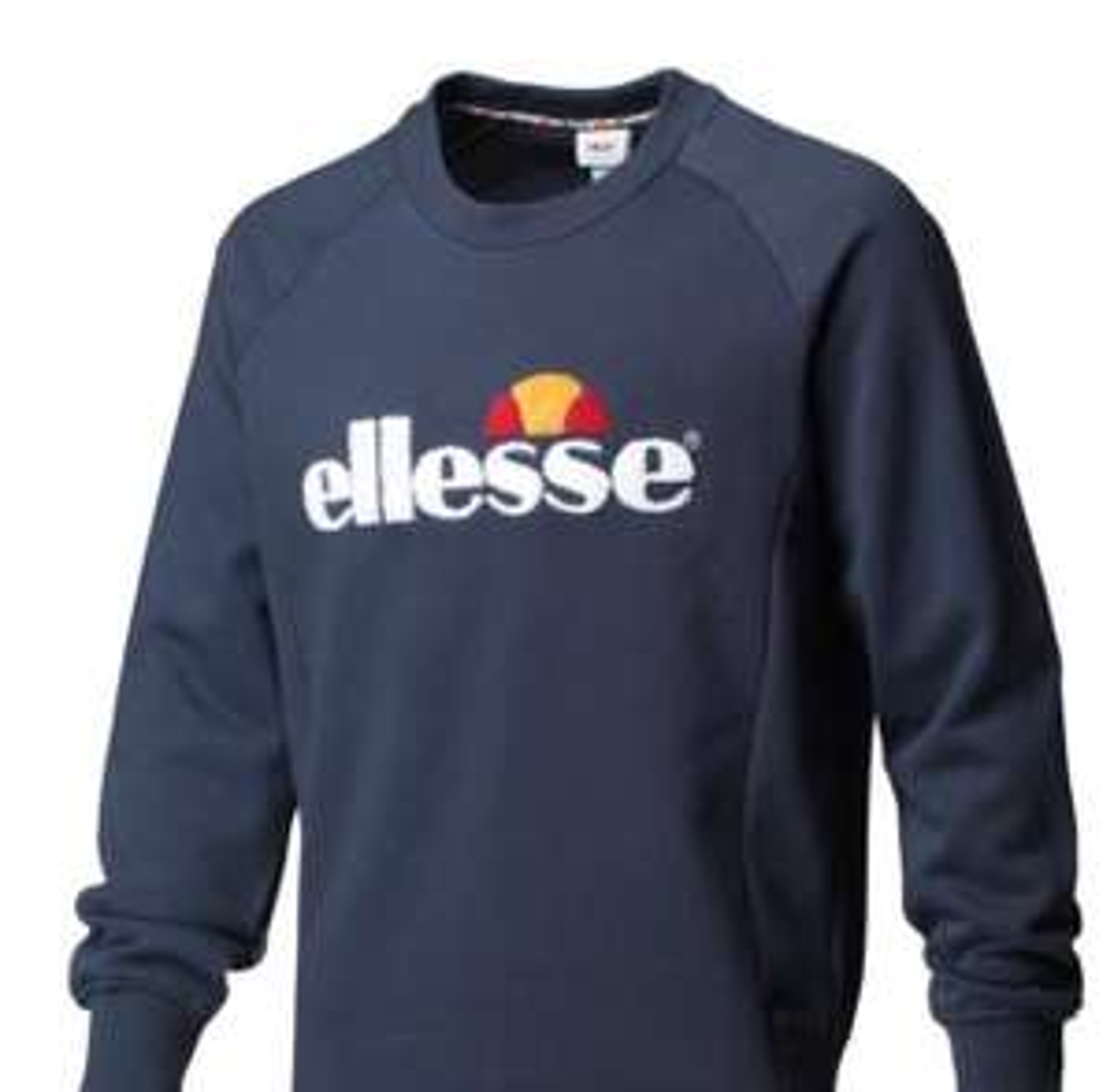 Shirt Marine Ou Bleu tailles Sweat – Ellesse Flavien S M dawqqvI
