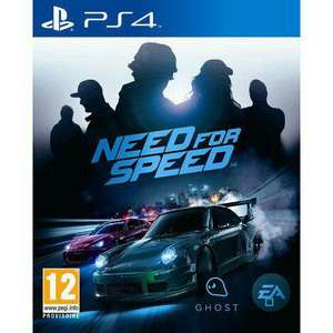 Précommande : Need for speed sur PS4, Xbox One et PC