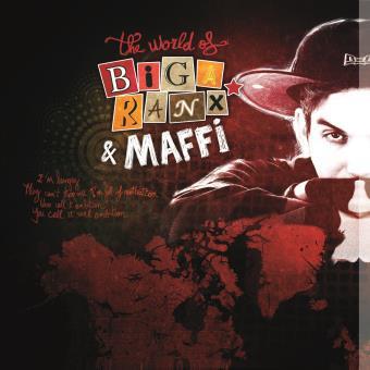20% de réduction sur une sélection de 1500 vinyles (livraison gratuite) - Ex : Vinyle world of Biga Ranx
