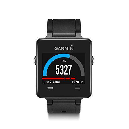 Montre GPS Garmin Vivoactive - Noir