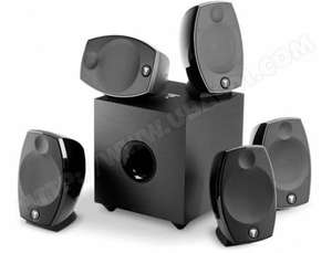 Pack d'enceintes Home Cinema Focal Sib Evo 5.1