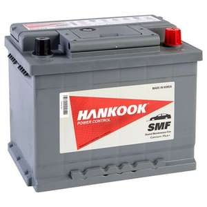 Batterie auto 12V Hankook MF56219