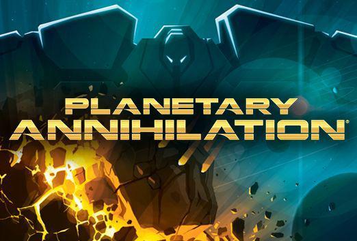 Planetary Annihilation sur PC (Steam)