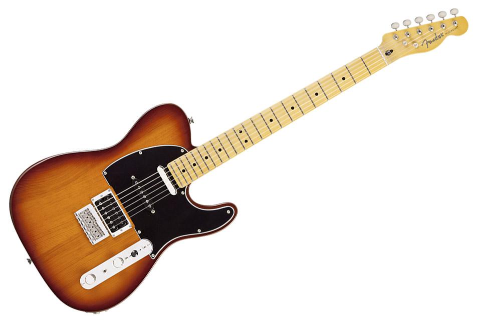 Guitare électrique Fender Telecaster Modern Player Plus