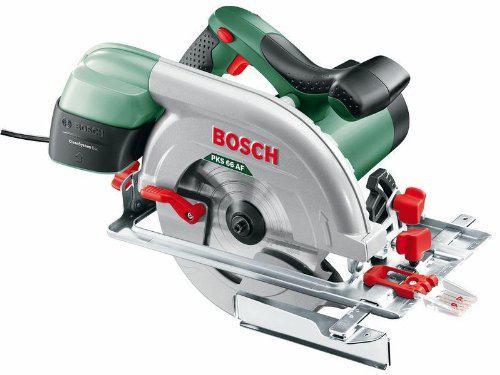 Scie circulaire Bosch Expert PKS 66 AF (avec butée, rail de guidage et 1 lame de scie)