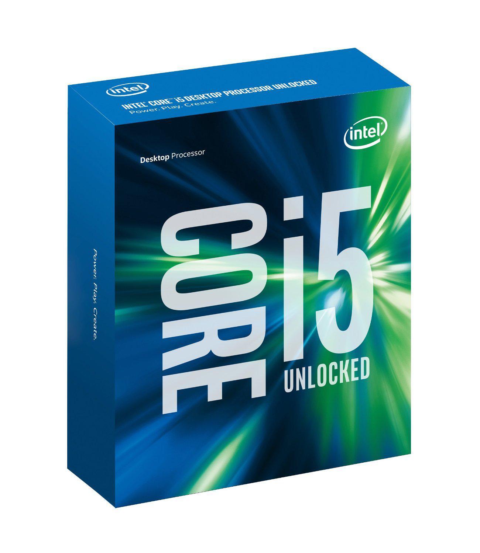 Processeur Intel Skylake Core i5-6600K 3.5 GHz