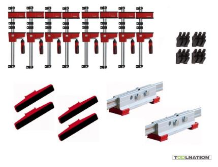 Pack Bessey Corpus Glue Tongs Package Deal KREV 150/100 + accessoires (toolnation.nl)