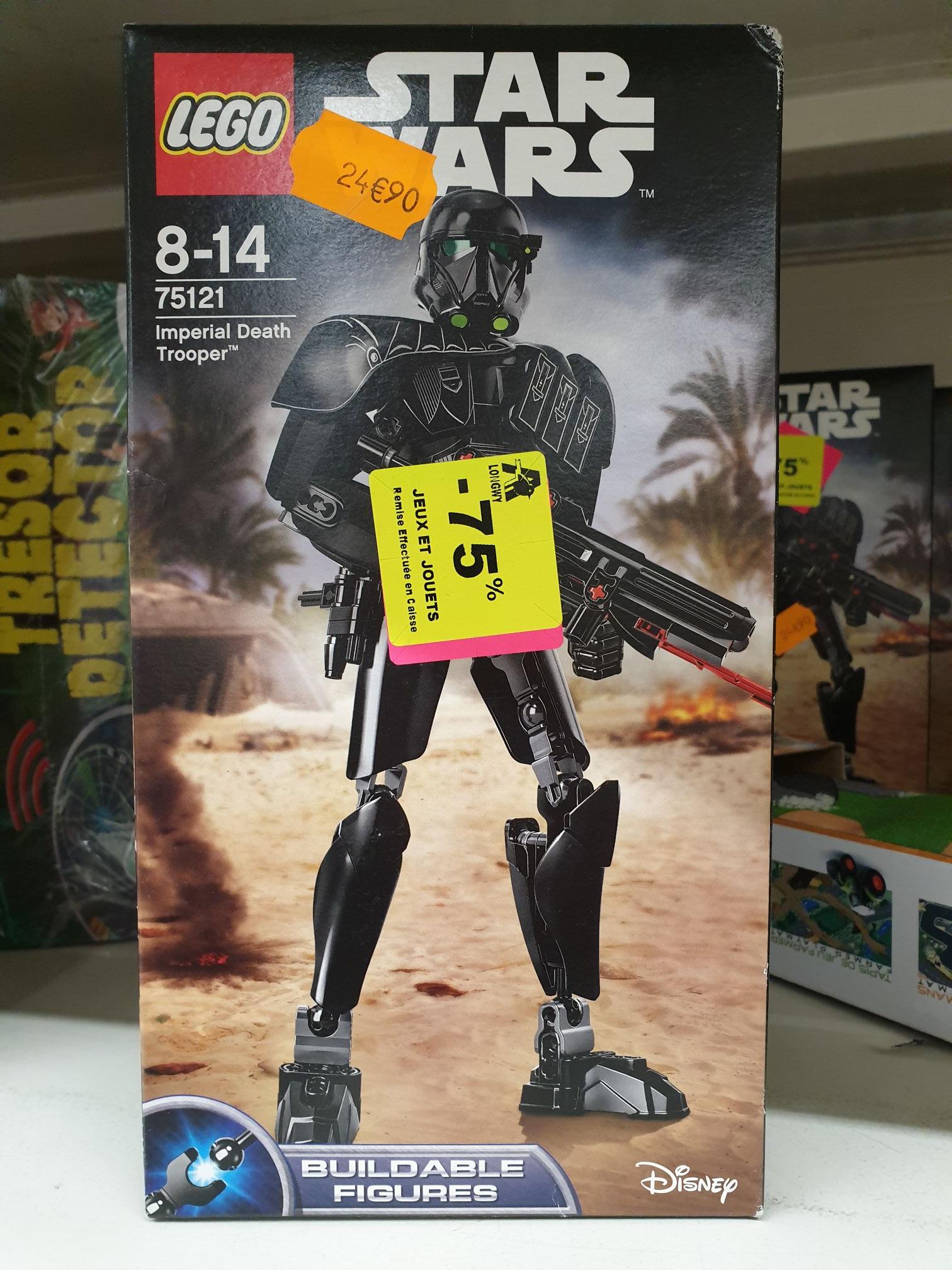 Jouet Lego Star Wars Imperial Death Trooper - Mont-Saint-Martin (54)