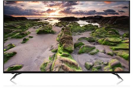 "TV 60"" Sharp LC-60UI9362E 4K Ultra High Definition LED  + Offert TV 32"" LC-32HI3012E"