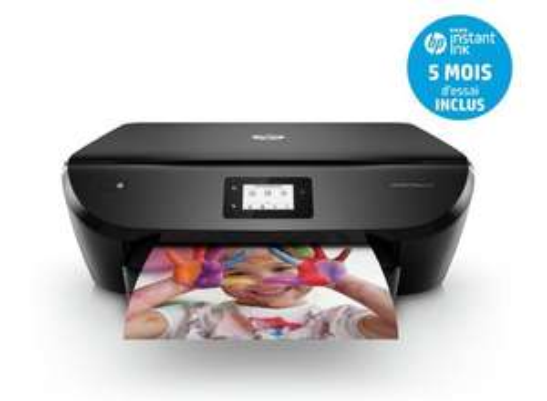Imprimante multifonction HP Envy Photo 6220 + 12 mois d'abonnement au service d'encre Instant Ink inclus