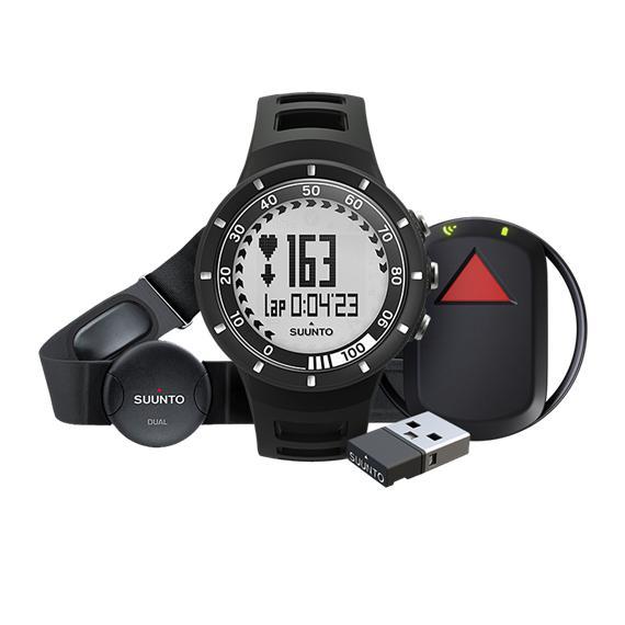 Montre de running GPS-Cardio Suunto Quest GPS Pack