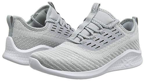 Chaussures de Running Femme Asics Fuzetora Twist Gris - Taille au choix