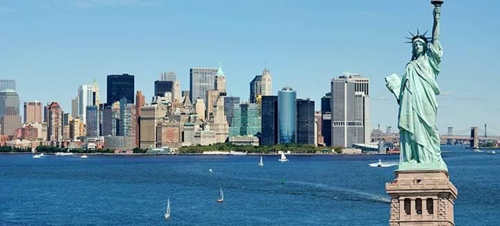 Vol Aller-Retour Paris > New-York du 1er Septembre au 6 Octobre à partir de 289,11€ (Via Application)