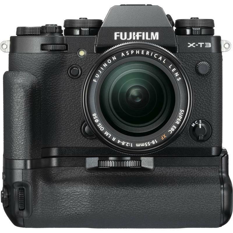 Appareil Photo Fuji X-T3 (18-55mm) + Poignée Grip Fuji VG-XT3
