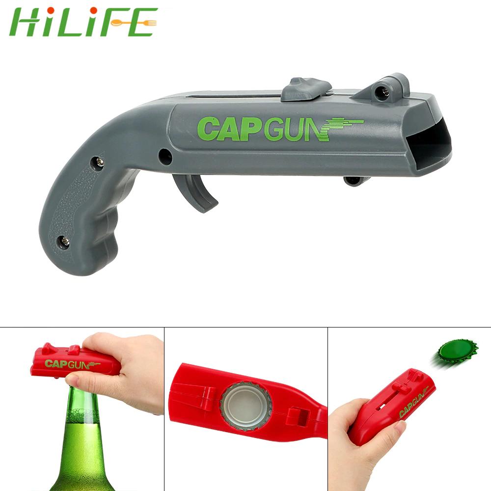 Pistolet Décapsuleur Hilife Capgun