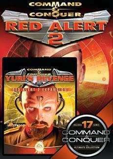 Jeux PC Command & Conquer Alerte Rouge 2 + La Revanche de Yuri ET Theme Hospital gratuits