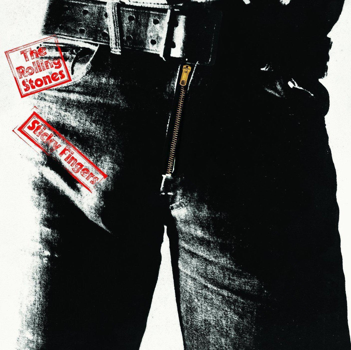 Coffret Rolling Stones Sticky Fingers (2 CD + 1 DVD)