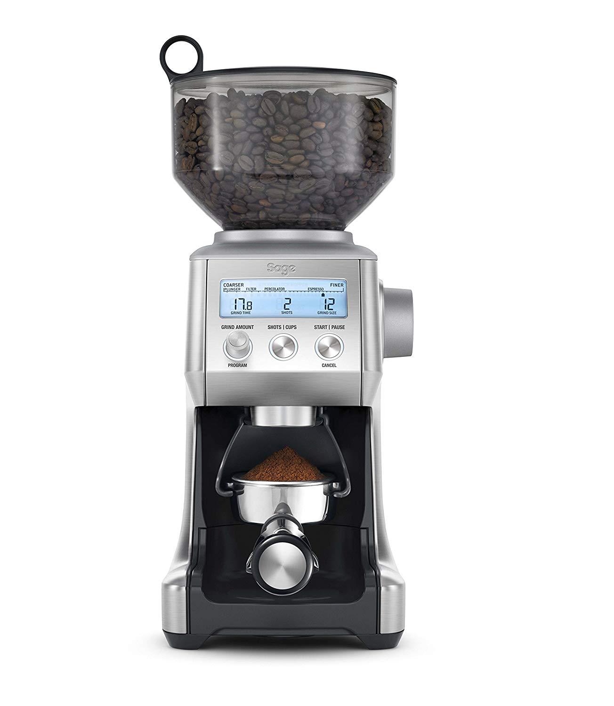 Moulin A Cafe Sage Breville Smart Grinder Pro Bcg820bssuk Dealabs Com