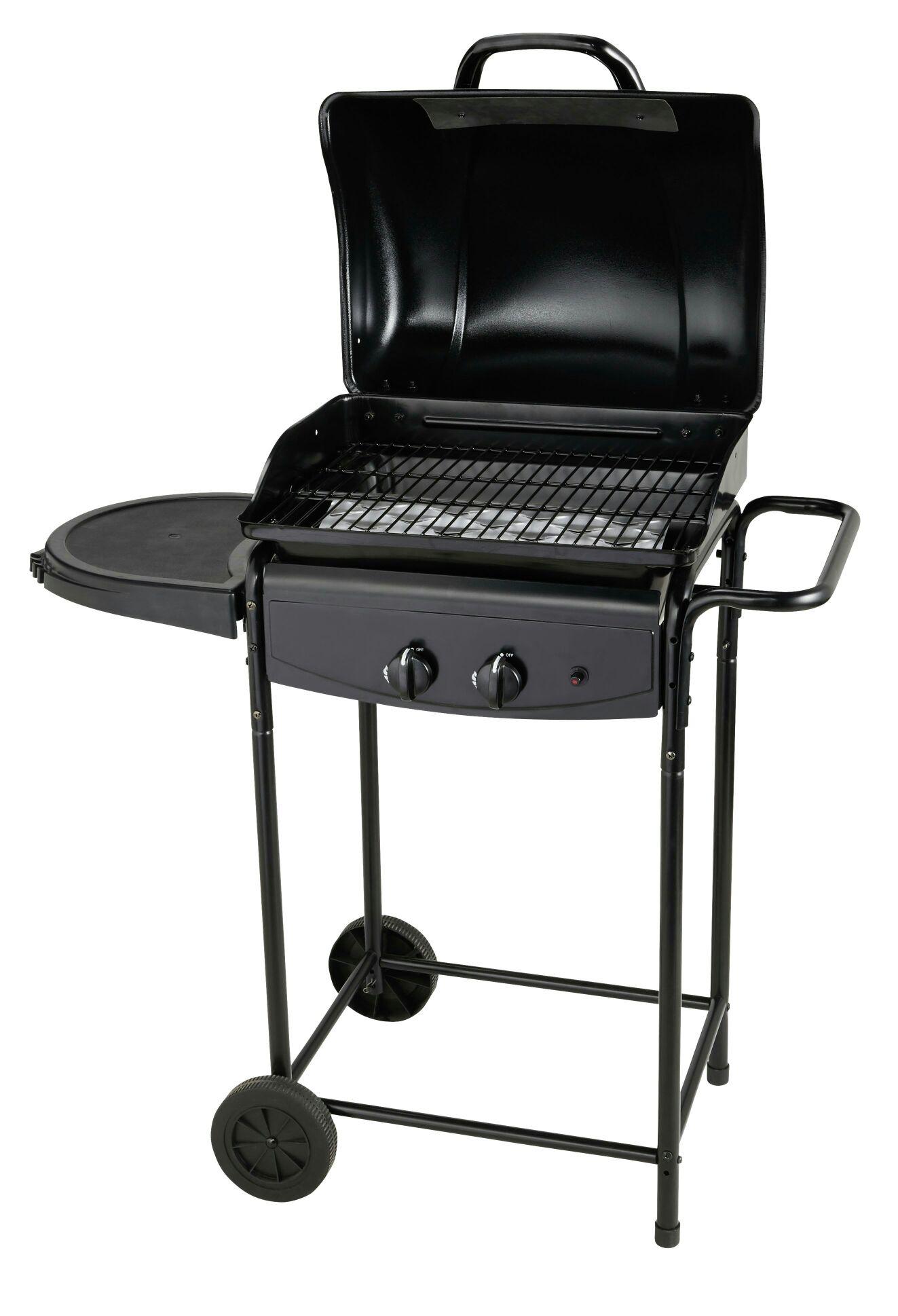 Barbecue à gaz Boston  -  2 brûleurs