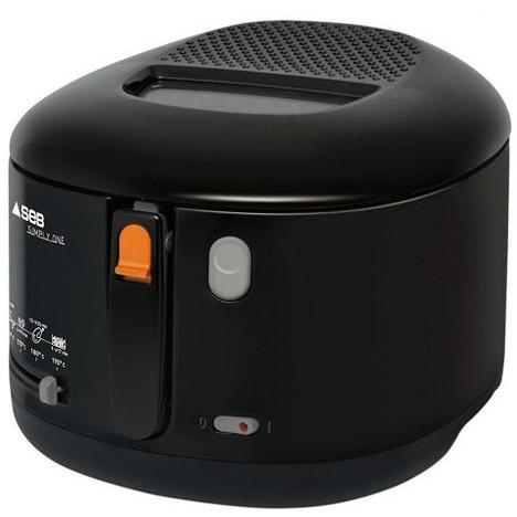 Friteuse SEB FF160800 Noir 1.2Kg 2.1L 1900W
