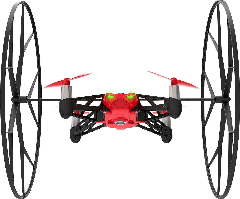 Quadricoptère  Parrot  Rolling Spider Rouge