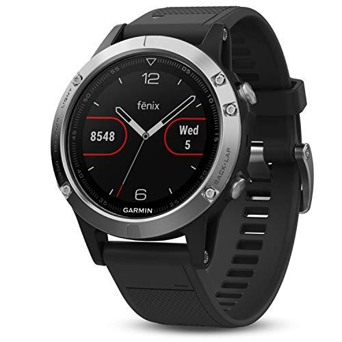 Montre GPS Garmin Fenix 5 - Noir/Grise