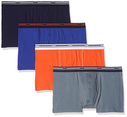 Lot de 4 Boxers Dim Colors (Du S au XXL)