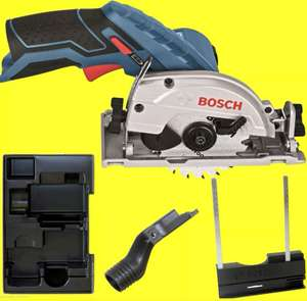 Scie circulaire sans fil Bosch Professional GKS 12V-26 12V  (sans batterie)
