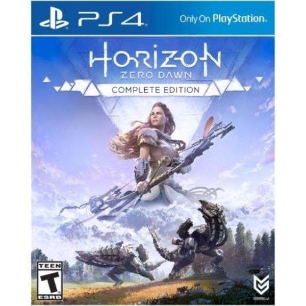 Horizon Zero Dawn Complete Edition sur PS4 (Version NTSC)