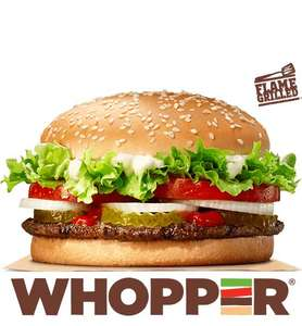 Burger Whopper Junior  Gratuit