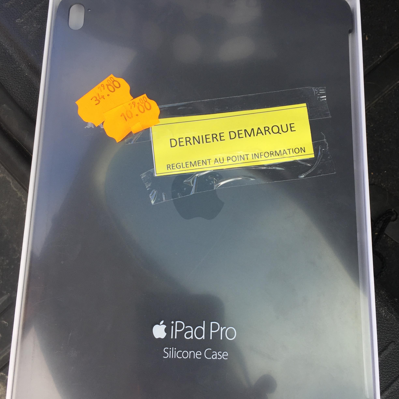 """Silicone Case Apple pour iPad Pro 9.7"""" - Evreux (27)"""