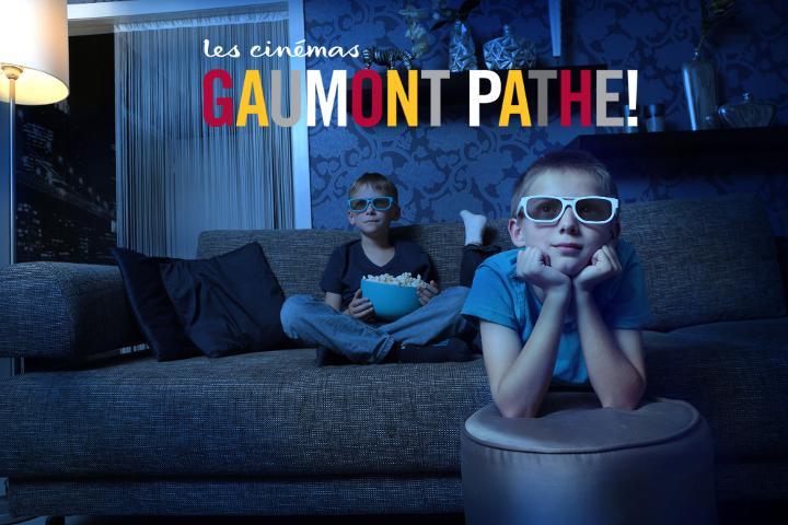 1 Place pour les cinémas Gaumont et Pathé valable du 02 septembre au 06 octobre 2015