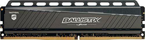 Barrette de RAM DDR4 Crucial Ballistix Tactical - 8 Go - 2666MHz