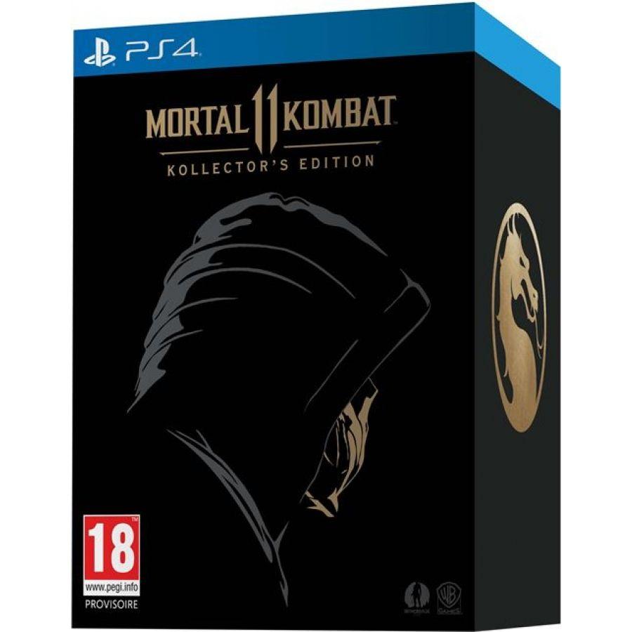 [Pré-commande] Mortal Kombat - Édition Collector sur PS4 et Xbox One