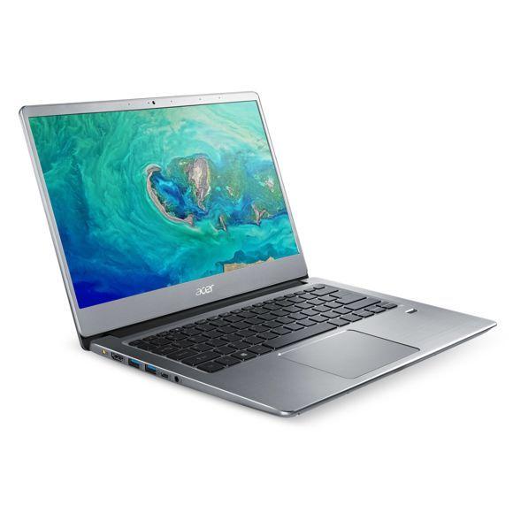 "PC Portable 14"" Acer Swift 3 SF314-56-58S7 - Full HD, Intel Core i5-8265U, SSD 128 Go, RAM 4 Go, Intel UHD Graphics, Windows 10"
