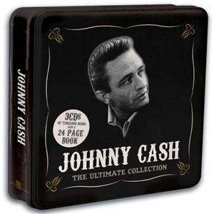 Johnny Cash The Ultimate Collection (Coffret 3 CD)