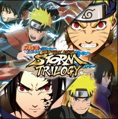 Jeu Naruto Shippuden : Ultimate Ninja Storm Trilogy  (Dématérialisé - Store US)