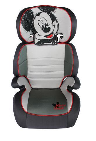 Sélection de sièges auto Interbaby/Disney - Ex: Siège-auto Mickey Groupes 2 et 3