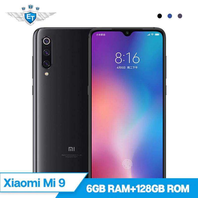 """[Précommande] Smartphone 6.39"""" Xiaomi Mi9 - Full HD+, SnapDragon 855, 6 Go RAM, 128 Go, 4G (sans B20 ni B28)"""