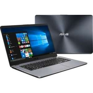 "[CDÀV] PC portable 15.6"" full HD Asus S505ZA-EJ738T - R5-2500U, Radeon Vega 8, 16 Go de RAM, 1 To + 256 Go en SSD, Windows 10"